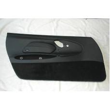 Porsche 986 Boxster Door Panel Left Black Leather 98655512108ETL