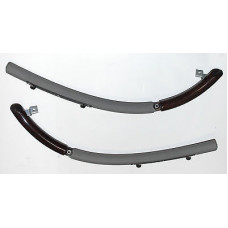 Porsche 986 Boxster Door Grab Handles Grey 98655598704C51 98655598804C51 SET