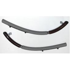 Porsche 986 Boxster Door Grab Handles Grey 98655598704C51 98655598804C51 SET