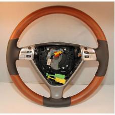 Porsche 997 Steering Wheel Sycamore Blk Tip 99734780423