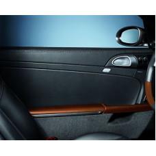 Porsche 987 Cayman Boxster Door Panel Trim Kit Sycamore 98704480014