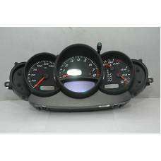 Porsche 986 Instrument Gauge Cluster Tiptronic 0 mls 9866412240470C