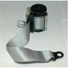 Porsche 997 Seat Belts Silver Targa REAR 99780303505U01