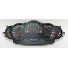 Porsche 996 Instrument Gauge Cluster 1572 mls 9966412230370C