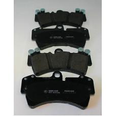 Porsche 955 Cayenne Frt Brake Pads 95535193914