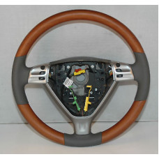 Porsche 997 Steering Wheel Sycamore Gray 99734780423FOL