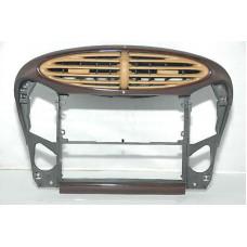 Porsche 986 Boxster Switch Panel Dark Wood 98655298030S30