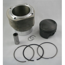 Porsche 911 Mahle 2.2 Pistons Cylinders 84mm Bore NEW