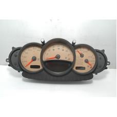Porsche 986 Instrument Gauge Cluster Tiptronic Beige 98664198123T12