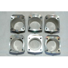 Porsche 993 Mahle 3.8 102mm Pistons Cylinders MAHLE BORE IN