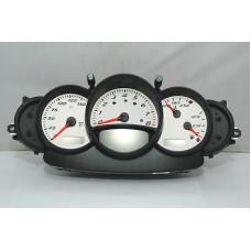 Porsche 986 Boxster Instrument Gauge Cluster Aluminium 0 mls 98664198020