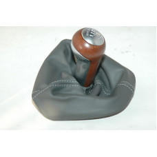 Porsche 997 Shift Knob Shifter 6 Speed Sycamore Tan 99742407504FPK