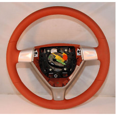 Porsche 997 Steering Wheel Red Terracota 99734780403FOF