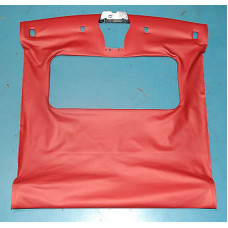 Porsche 997 Headliner Red Leather 99655509106