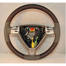 Porsche 997 Steering Wheel MAC Gray 99734780422FOL