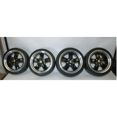 Porsche 997 Sport Classic Wheels & Tires 99704460273 99736216357 99736215756