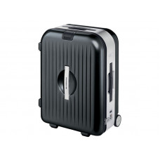 Porsche Design Luggage AluFrame Med Trolley Rimova Black WAP035000AEM9Z TWO