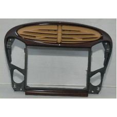 Porsche 986 Switch Panel Dark Wood NAV 98655298031S30