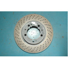 Porsche 965 Turbo Brake Rotors Discs 96535104300
