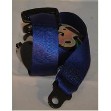 Porsche 986 Boxster Seat Belts Blue 98680398201H03