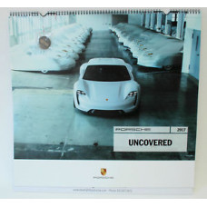 Porsche 2017 Calendar with Coin WAP0922260H