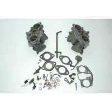 Porsche 356 Solex Carb Core 40P11 61610810300 61610810400 SS 61610810303