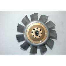 Porsche 911 2.0 Alternator Fan 250mm J 90110610103 SS 90110610104