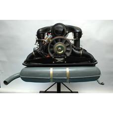 Porsche 911 2.2 S Engine Complete Blank Case 91110012000