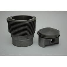 Porsche 911 2.9 93mm Piston Cylinder Mahle