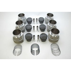 Porsche 911 911R SWB Mahle 2.50 Pistons Cylinder 86.7mm