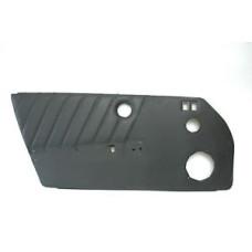 Porsche 911 930 Door Panel Black Vinyl 9115559314005T