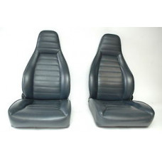 Porsche 911 930 Seats Blue Leather 91152100182JM5