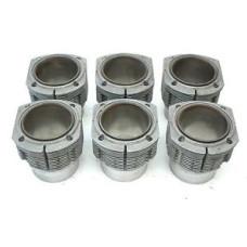 Porsche 911 Engine 2.4 84mm Cylinders Core SET Biral