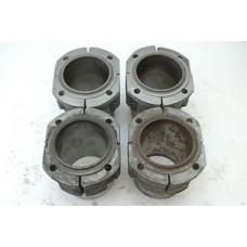 Porsche 911 Engine 80mm Cylinders B four units CORES