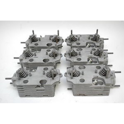 Porsche 911 Engine Cylinder Heads Race 91110400601 9111043020R