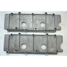 Porsche 911 Lower Valve Cover Twin Plug Aluminium 93010511600 SS 93010511605