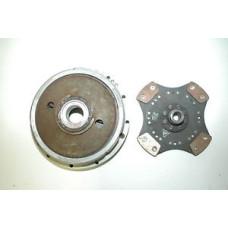 Porsche 911 RSR Clutch Disc Pressure Plate
