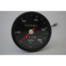 Porsche 911 T E S 150mph Mechanical Speedometer 91164150200