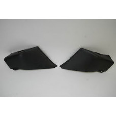 Porsche 911 T E S RS Early Rear Seat Belt Cover Pair 91155506901 91155507001