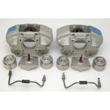 Porsche 911 T E S RS Front Aluminium Calipers Rebuilt 90135197510 90135197610