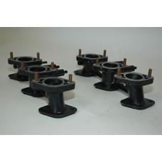 Porsche 911 Weber Carburetor Manifold 40mm Top - 32mm Bottom 90110804007