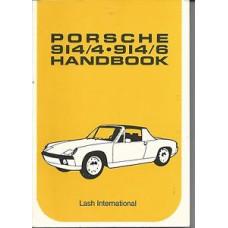 Porsche 914-4 914-6 Repair Manual Handbook