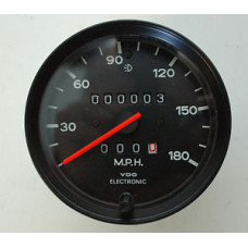 Porsche 930 911 Speedometer NOS 180MPH 91164153400