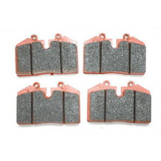 Porsche 930 Pagid Brake Pads 93035193805 SS 96435193903 Pagid Orange