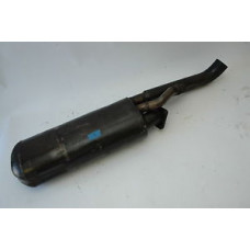 Porsche 930 Turbo Early Muffler 93011102504 2