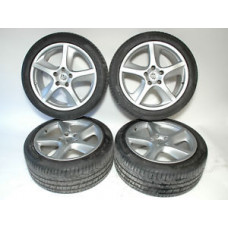 Porsche 955 Cayenne Sport Techo Wheel Tire Set  20""