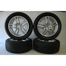 Porsche 958 Cayenne E2 Turbo 2 Wheels Tires Set 8.5x19 ET59 9583621382088Z