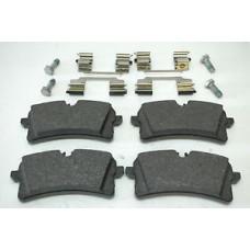 Porsche 95B Macan Rear Brake Pads Set 95B698451A