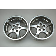 Porsche 964 Ruf Wheel Rear 9x17 et 44 AB Pair