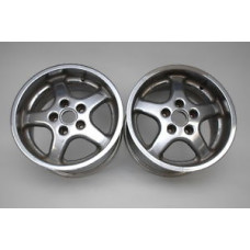 Porsche 964 Ruf Wheel Rear 9x17 et 44 CD Pair